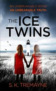 The Ice Twins by S.K. Tremayne book cover