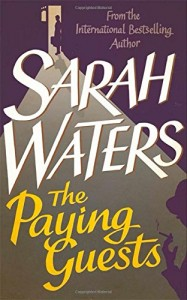 The Paying Guests by Sarah Waters book cover