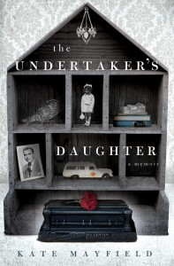 The Undertaker's Daughter by Kate Mayfield book cover