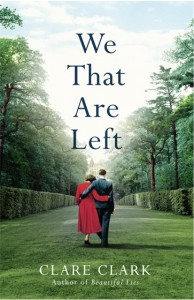 We That Are Left by Clare Clark book cover