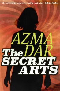 The Secret Arts by Azma Dar book cover
