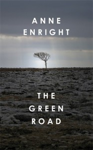 The Green Road by Anne Enright book cover