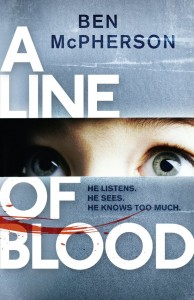 March Crime Round-Up by N. J. Cooper book cover