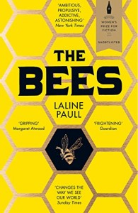 The Bees by Laline Paull book cover