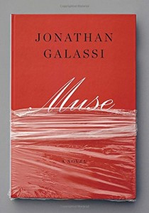 Muse by Jonathan Galassi book cover