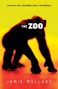 The Zoo by Jamie Mollart book cover