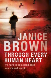 Through Every Human Heart by Janice Brown book cover