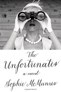 The Unfortunates by Sophie McManus book cover