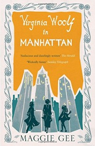 Virginia Woolf in Manhattan by Maggie Gee book cover