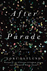After the Parade by Lori Ostlund book cover