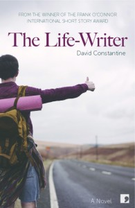 The Life-Writer by David Constantine book cover