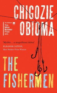 The Fishermen by Chigozie Obioma book cover