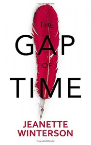 The Gap of Time by Jeanette Winterson book cover
