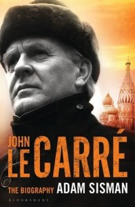 John le Carré: The Biography by Adam Sisman book cover