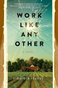 Work Like Any Other by Virginia Reeves book cover