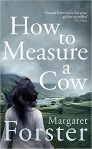 How to Measure a Cow by Margaret Forster book cover