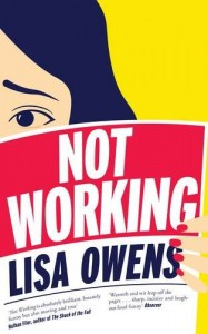 Not Working by Lisa Owens book cover