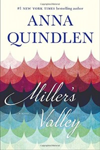 Miller's Valley by Anna Quindlen book cover