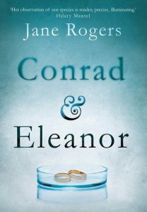 Conrad and Eleanor by Jane Rogers book cover