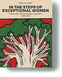 In the Steps of Exceptional Women by Jane W. Grant book cover