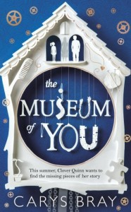 The Museum of You by Carys Bray book cover