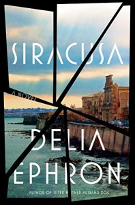 Siracusa by Delia Ephron book cover