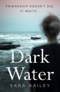Dark Water by Sara Bailey book cover