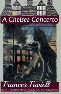 A Chelsea Concerto by Frances Faviell book cover