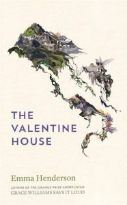 The Valentine House by Emma Henderson book cover