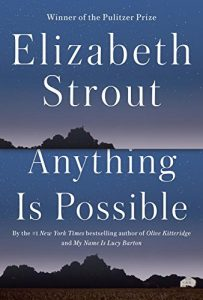 Anything Is Possible by Elizabeth Strout book cover