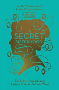 A Secret Sisterhood by Emily Midorikawa and Emma Claire Sweeney book cover