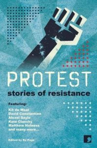 Protest: Stories of Resistance book cover