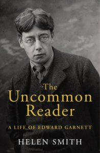 The Uncommon Reader by Helen Smith book cover
