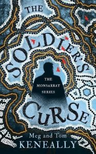 The Soldier's Curse by Meg and Tom Keneally book cover