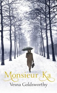 Monsieur Ka by  Vesna Goldsworthy book cover