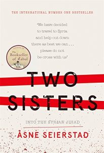 Two Sisters by Åsne Seierstad book cover