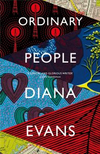 Ordinary People by Diana Evans book cover