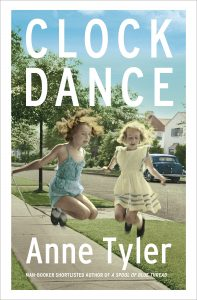Clock Dance by Anne Tyler book cover