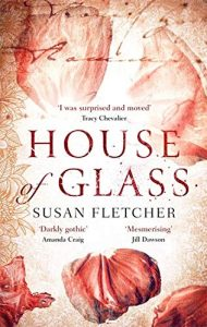House of Glass by Susan Fletcher book cover