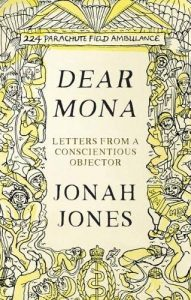 Dear Mona by Jonah Jones book cover
