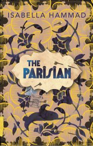 The Parisian by Isabella Hammad book cover