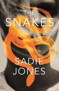 The Snakes by Sadie Jones book cover