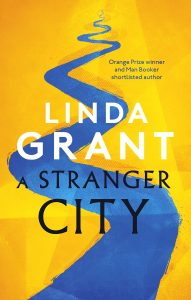 A Stranger City by Linda Grant book cover