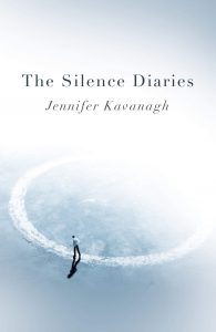 The Silence Diaries by Jennifer Kavanagh book cover