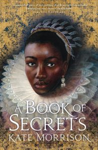 A Book of Secrets by Kate Morrison book cover