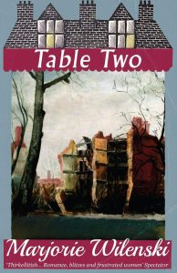 Table Two and Peace, Perfect Peace book cover