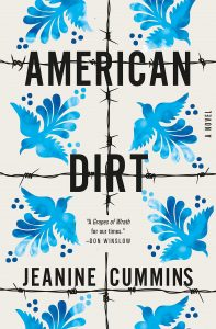 American Dirt by Jeanine Cummins book cover