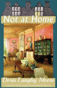 Not at Home by Doris Langley Moore book cover