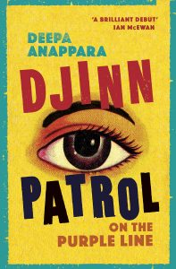Djinn Patrol on the Purple Line by Deepa Anappara book cover