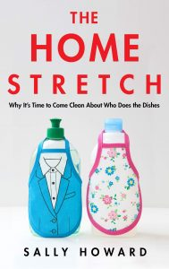 The Home Stretch by Sally Howard book cover